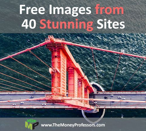 Free Images From 40 Stunning Sites - Let's face it. We all need images, photos, and more. Bloggers are like a black hole devouring more and more images as we post more, pin more, and share more. But where can you get your images?: