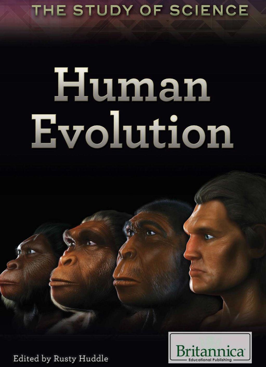 Human Evolution Ebook In