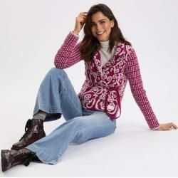 Photo of Knitted Love Cardigan Odd MollyOdd Molly