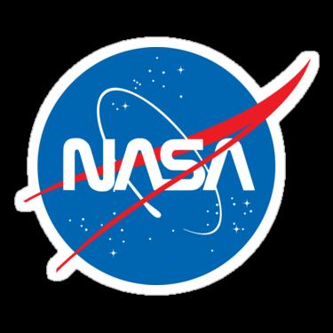 NASA Sticker | Stickers em 2019 | Stickers, Logo sticker e ...