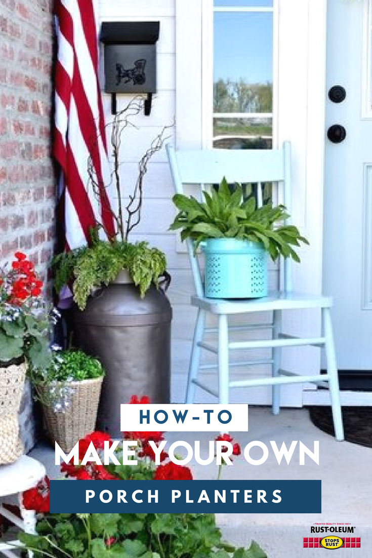 Make your porch or entryway a reason to stay awhile on a for Country porch coupon code