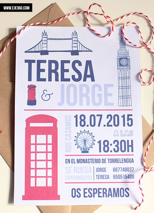 cb1835c44 Invitación Londres - La Tienda de Eje360