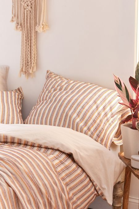 Bedding: Duvet Covers, Beddings Sets + Quilts