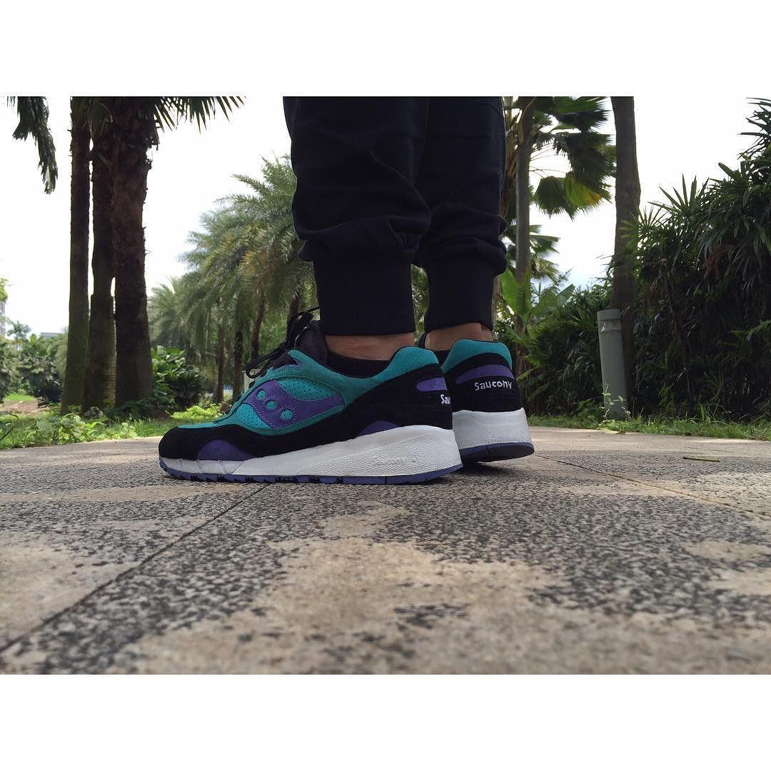 Comfy  #SauconyFanSinceDayNever #SGSneakerheads by azrithegreat