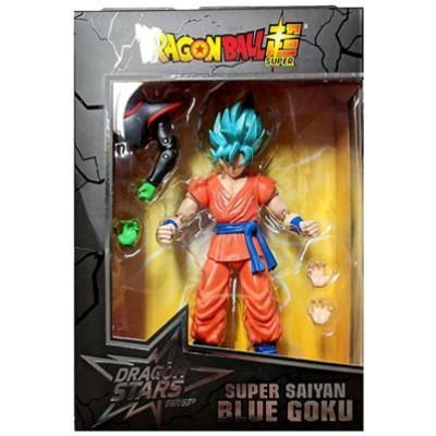 Series 2 Dragon Ball Super Dragon Stars Super Saiyan Blue Goku Figure