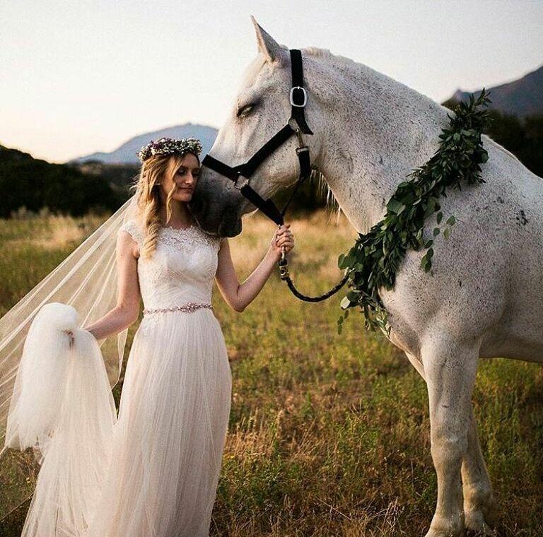 Modest wedding dress. Maggie Sottero wedding dress for modest brides ...
