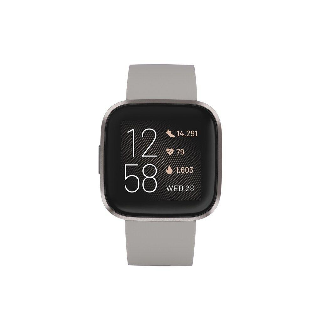Fitbit Versa 2 Smartwatch Kohls Smart watch, Buy