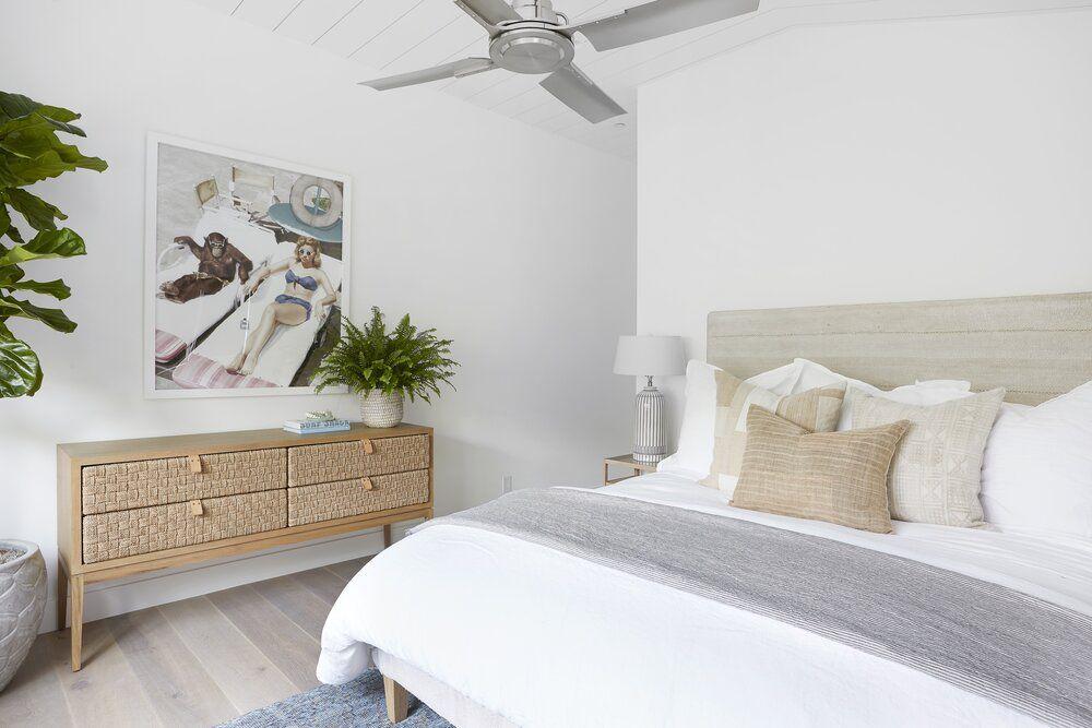 Three Arch Bay Project Pure Salt Interiors Large Master Bedroom Ideas Master Bedrooms Decor Interior