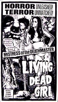 Living Dead Girl Book