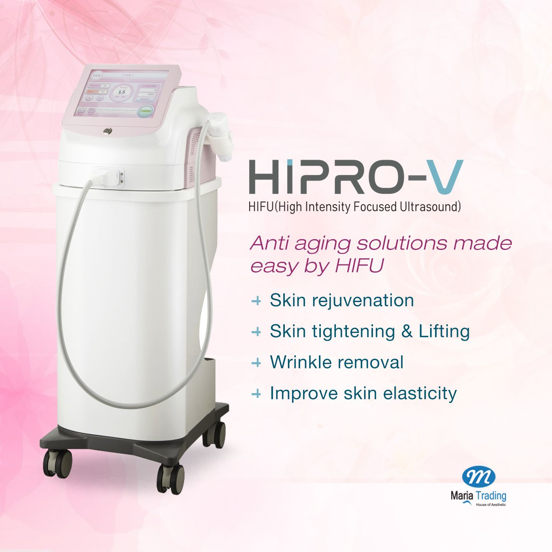 HIPRO - V HIFU | Aesthetic Machines in 2019 | Skin