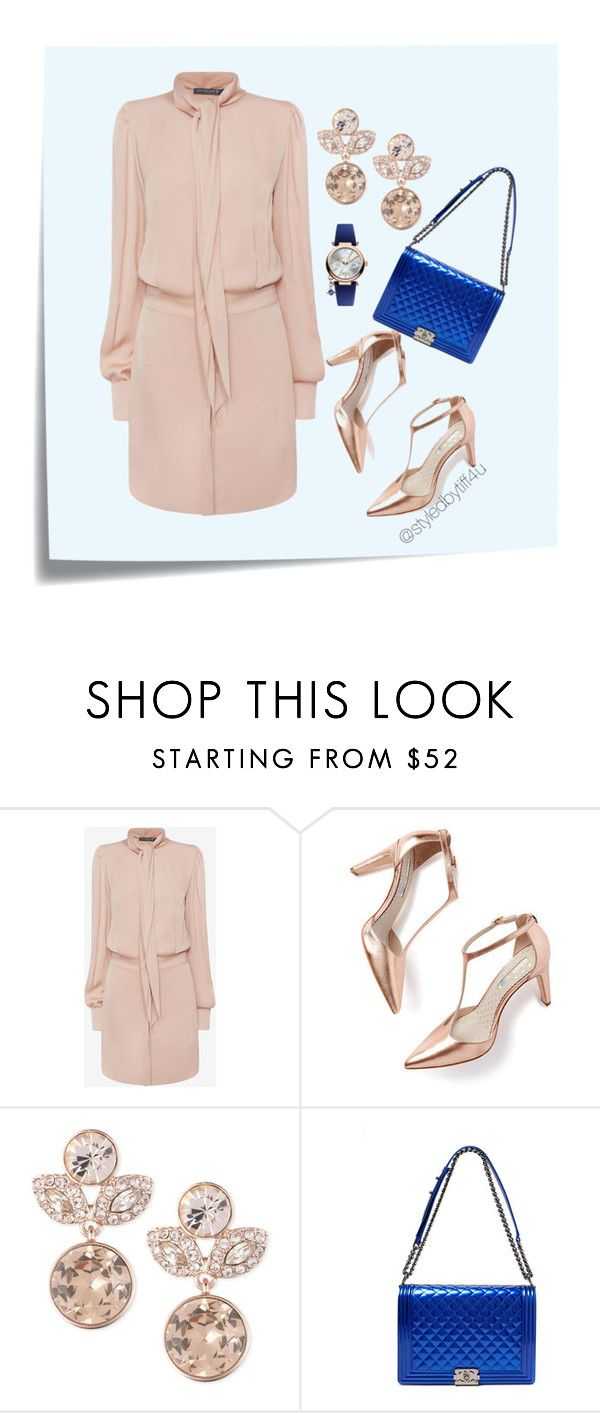 """""""Monochromatic..."""" by iwillmakeithappen ❤ liked on Polyvore featuring Post-It, Alexander McQueen, Boden, Givenchy, Chanel and Vivienne Westwood"""