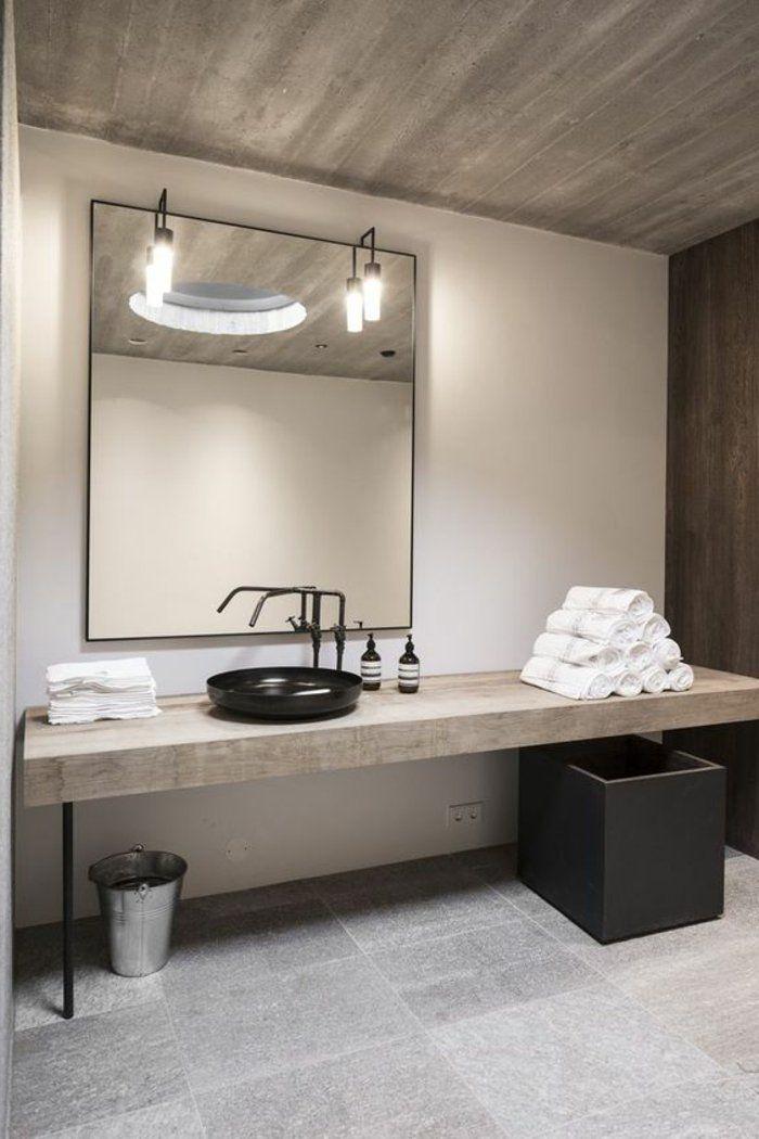 Le Carrelage Effet Beton En 55 Photos Inspirantes Design Moderne