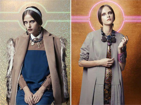Vogue Italia : The Way of Bizantinum | Trendland: Fashion Blog & Trend Magazine