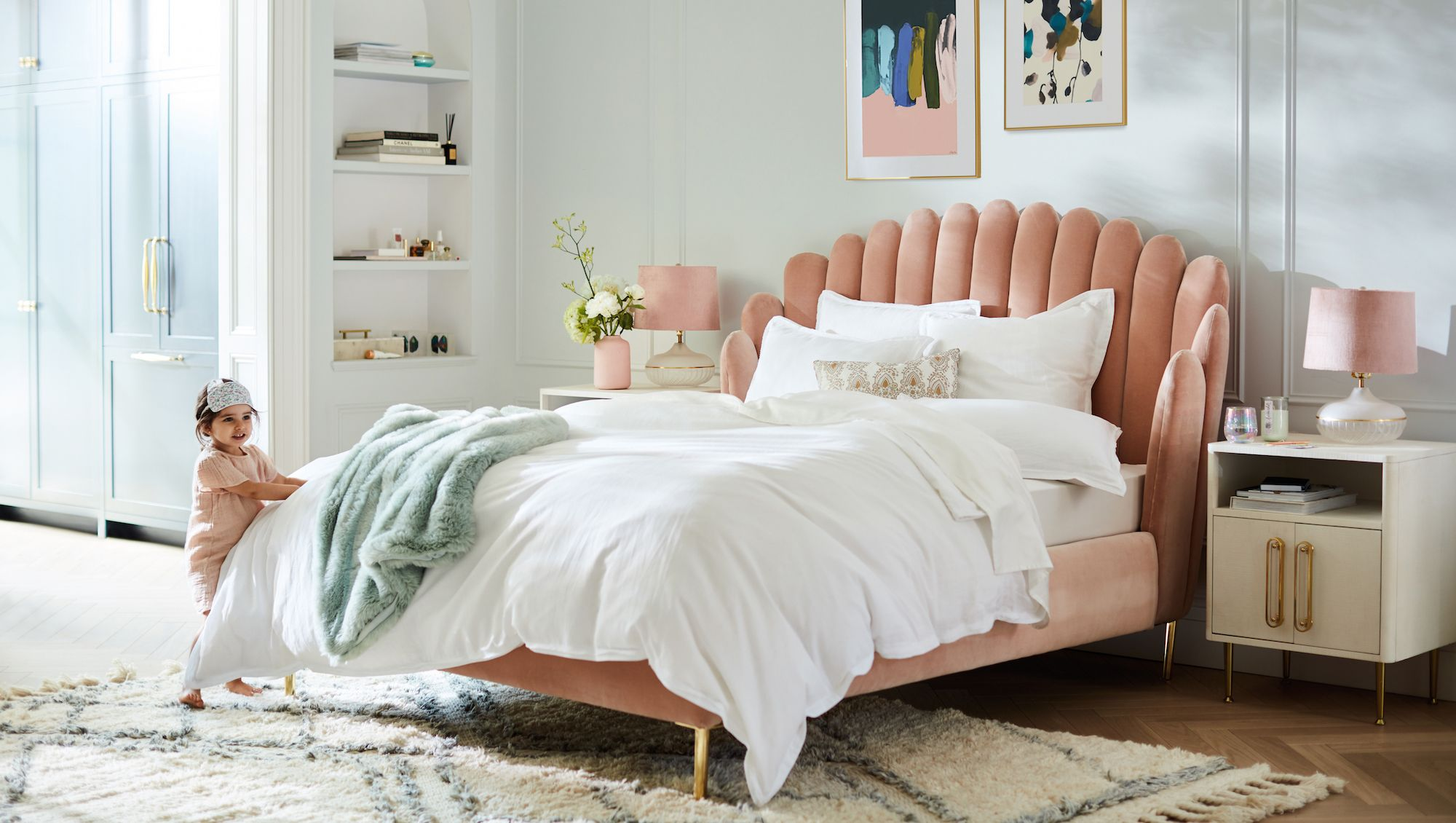 Feather Collection Bed in 2019 | Home Journals | Pinterest ...