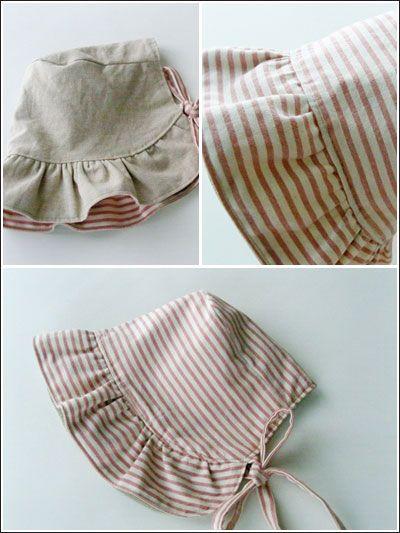 Bebê Bonnet