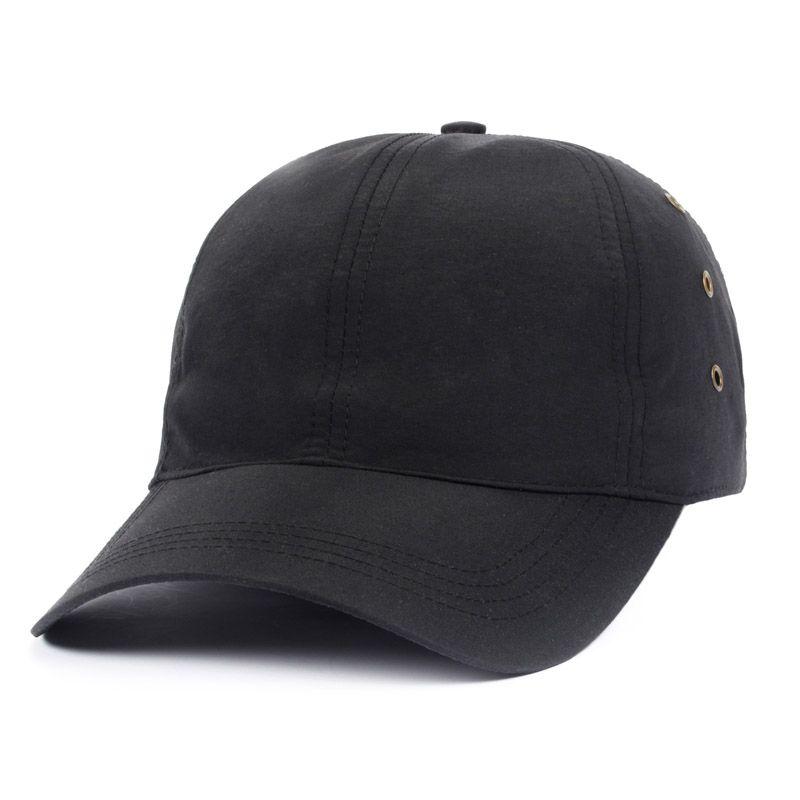 611e5bada0d50f BLACK Classical Lightweight Breathable Quick-drying Cap Fashion Baseball Cap  Men Women Outdoor Leisure Cap