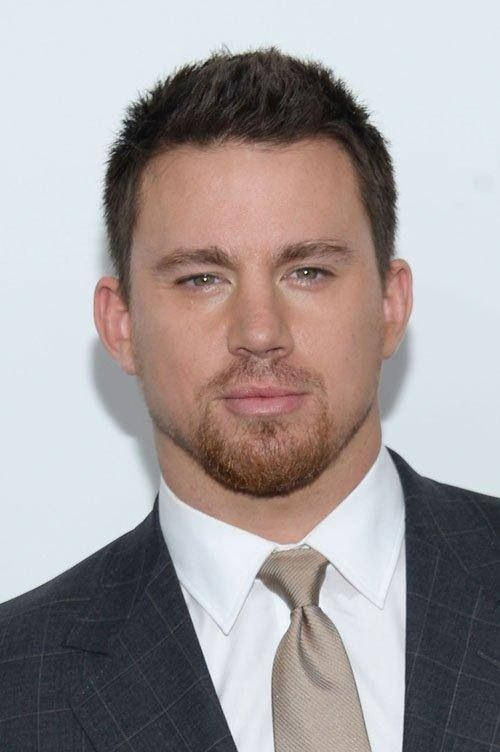 18+ Channing tatum beard information