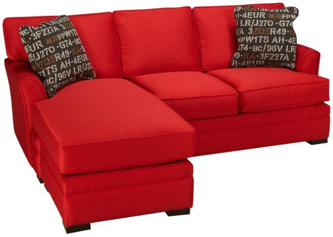 2piece Sectional (Jordan's Furniture) Furniture