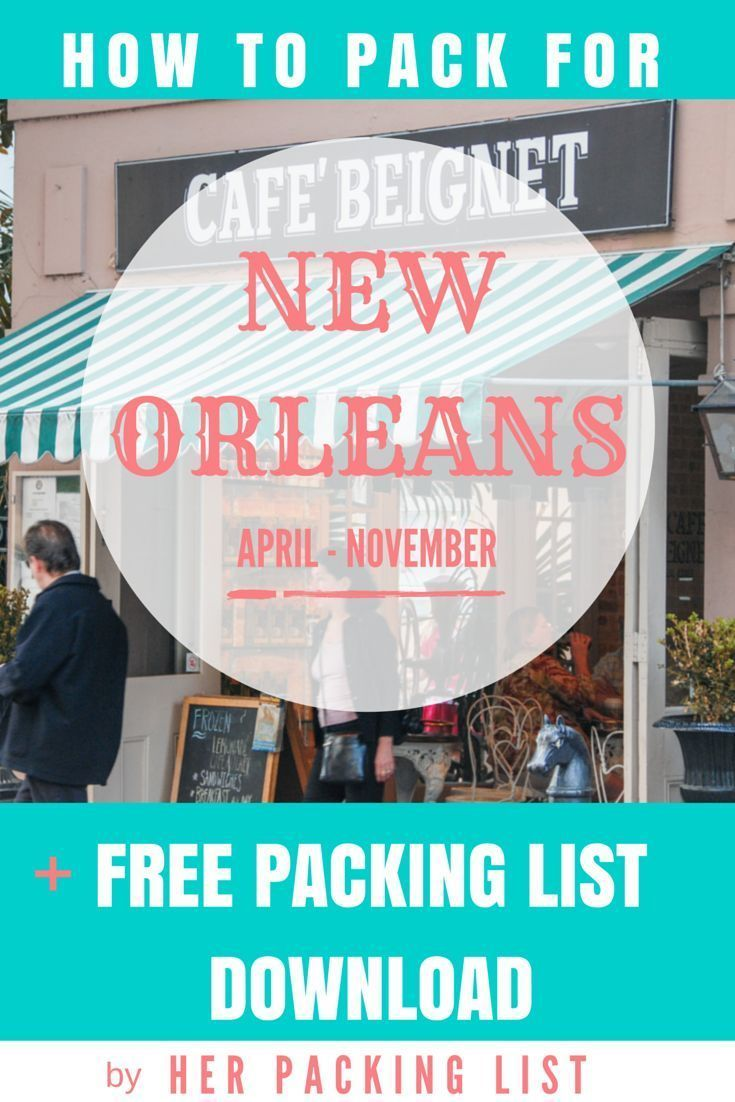 Ultimate Female Packing List for New Orleans - #female #orleans #packing #ultimate - #Tegans'sNewOrleans #ultimatepackinglist Ultimate Female Packing List for New Orleans - #female #orleans #packing #ultimate - #Tegans'sNewOrleans #ultimatepackinglist