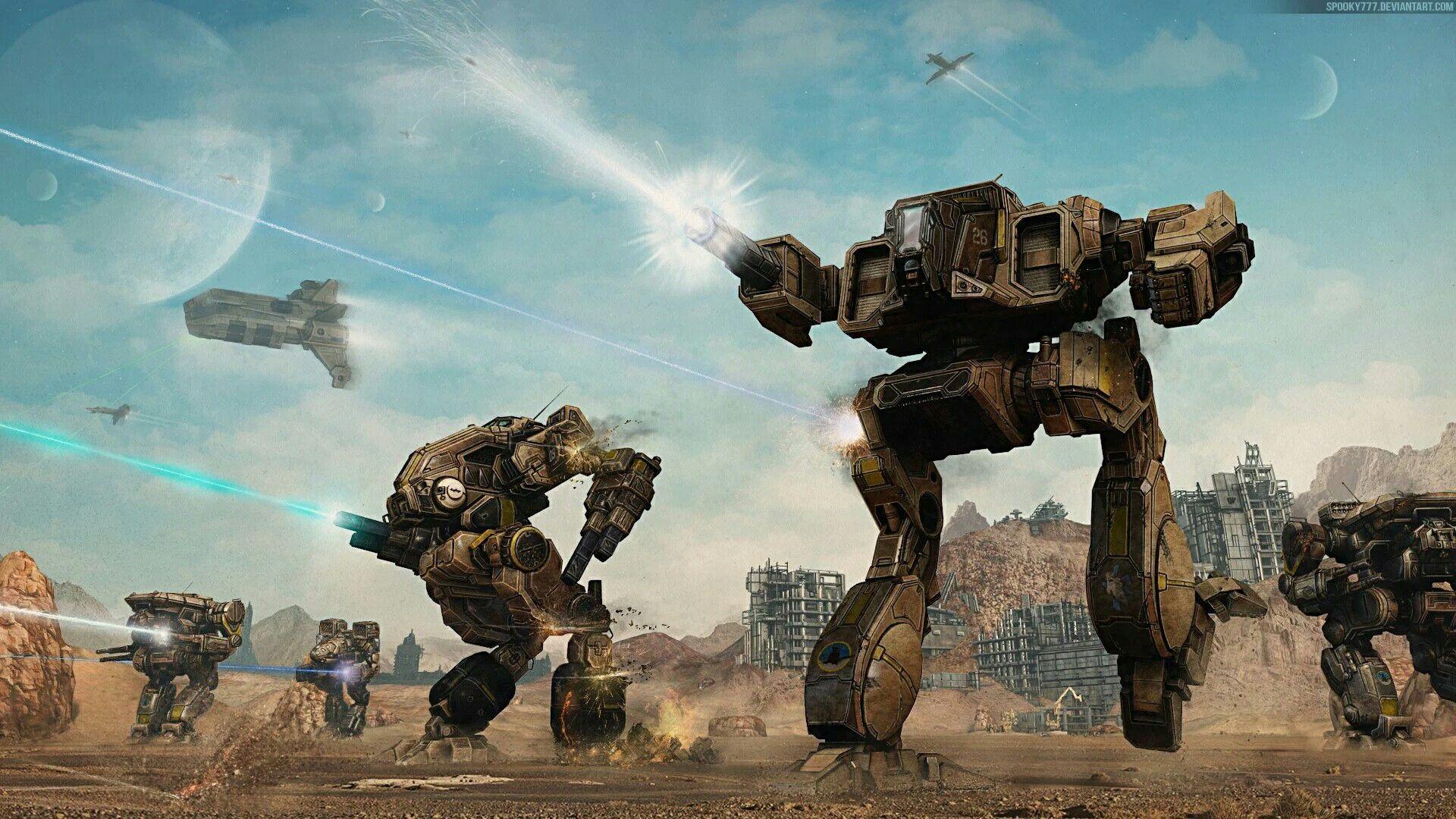 Clan Star Advancing Mechwarrior Battletech Smokejaguar Big Robots Mech War Machine