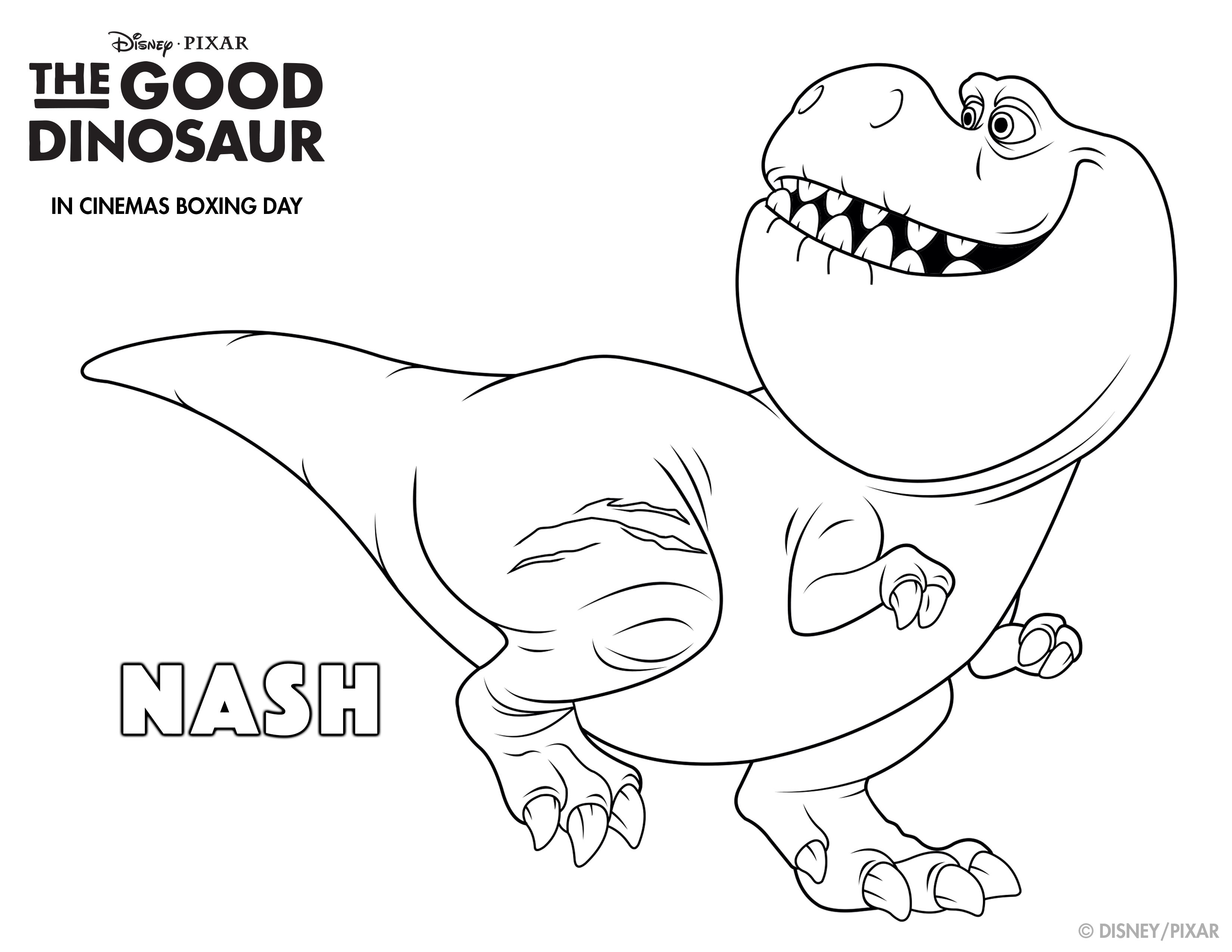 Idea By Metro Cinemas On Children S Activity Sheets Dinosaur
