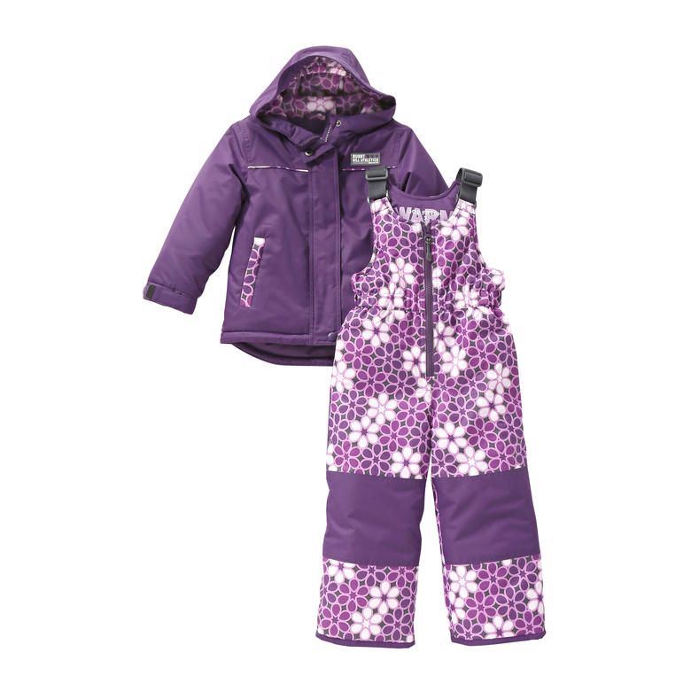556491b9ec9 Toddler Girls' 2 Piece Snow Suit from Joe Fresh. Bundle up in cold weather