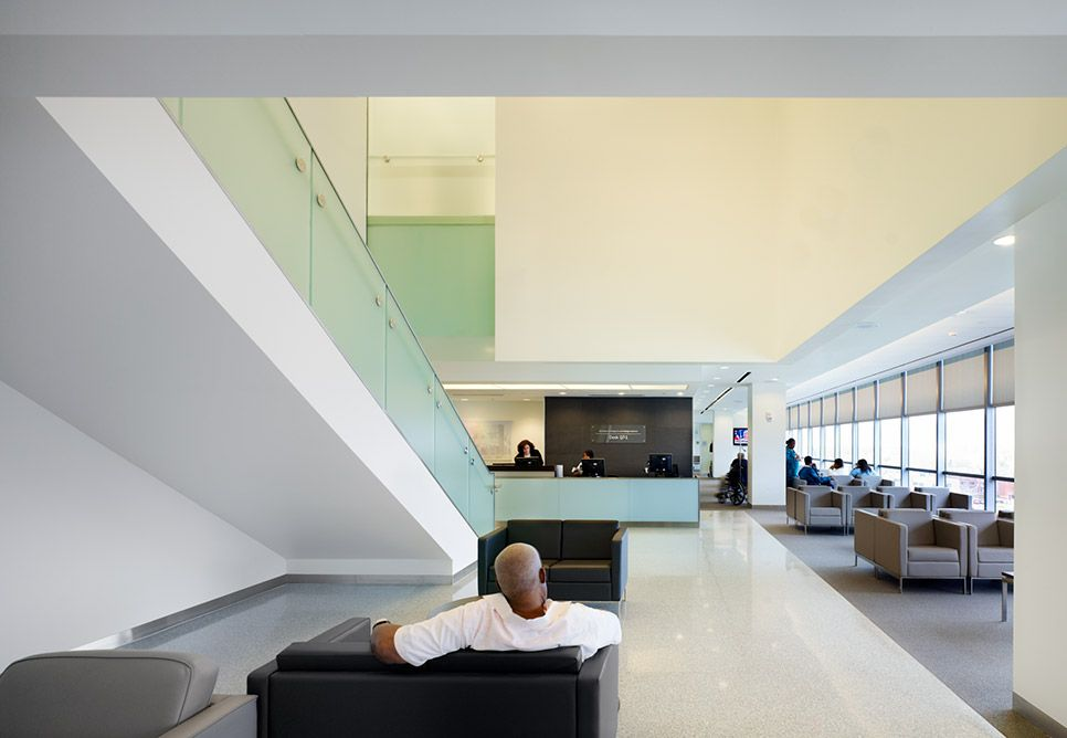 The Cleveland Clinic Foundation, Miller Pavilion and