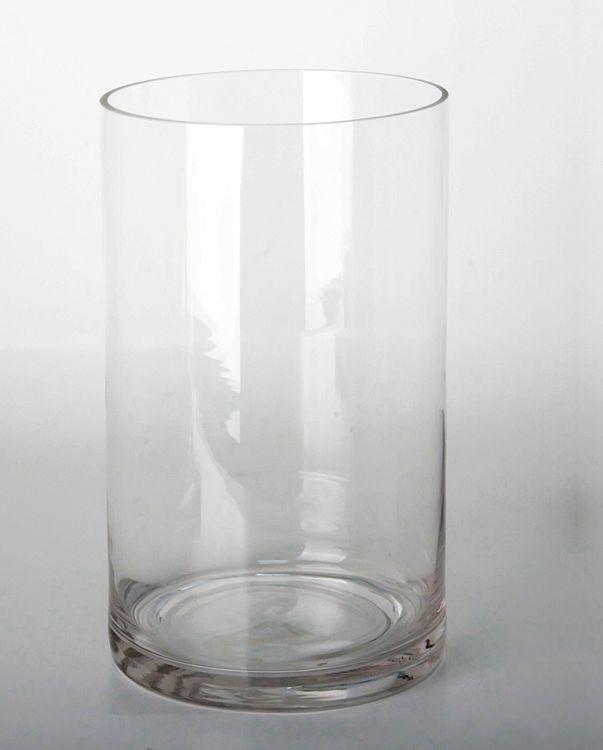 6 X 10 Cylinder Vases Set Of 3 Wedding Centerpieces For Sarah