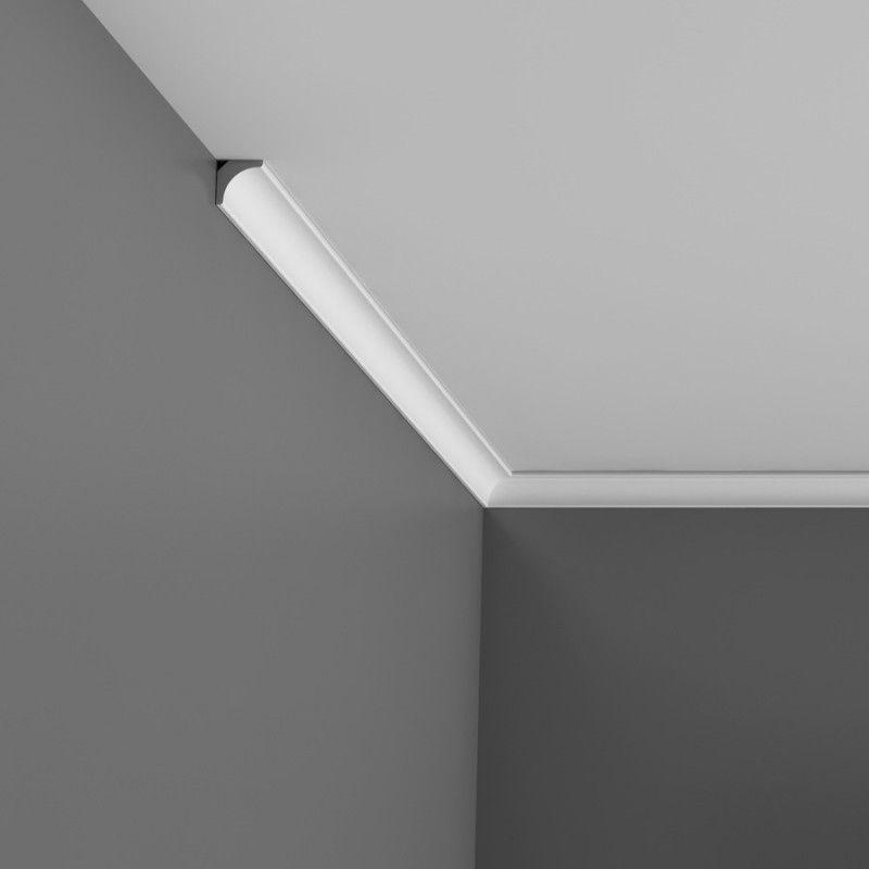 Plinta - Cornisa CX133 - 200 x 2 x 2 cm | Baie | Molding