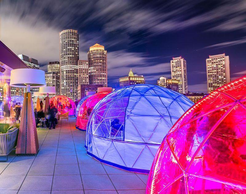 The 15 Best Bars in Boston | Best rooftop bars, Boston ...