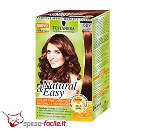 TESTANERA NATURAL   EASY 567 CASTANO ROSSO Testanera Natural   Easy Castano  Rosso 567 è la 82a941696aa0
