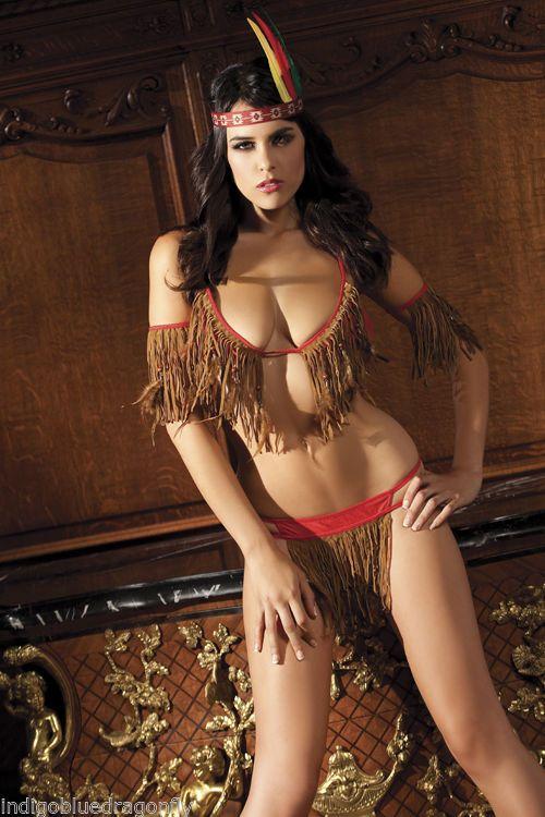 lavigne-hot-american-indian-bikini