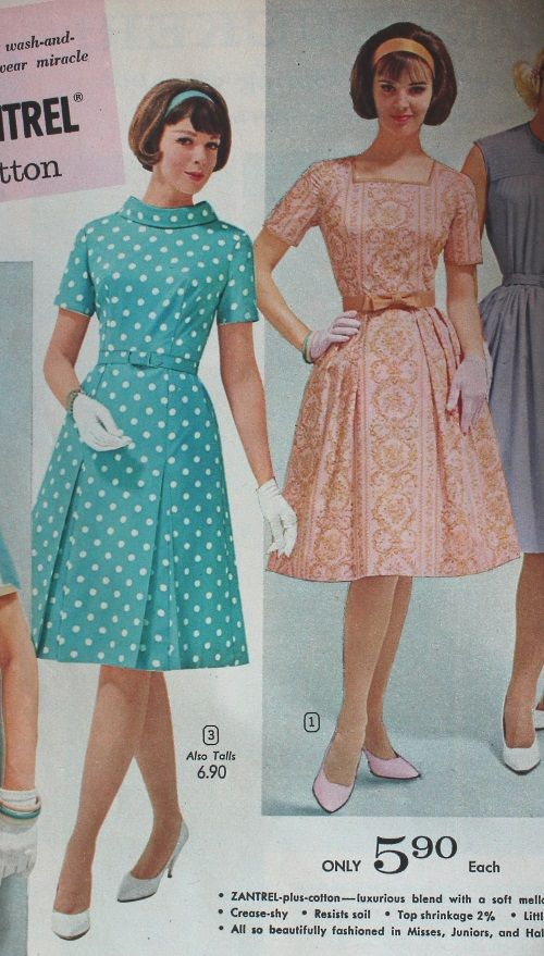 1960s Outfit Ideas | 1960s Fashion | 1960s outfits ...