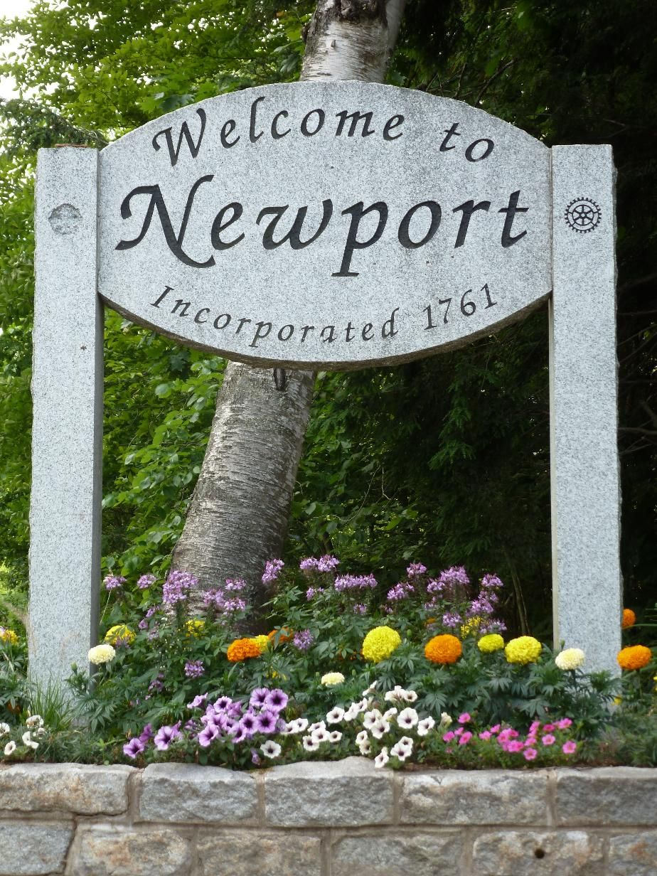 Nh Town Welcome Signs Welcome Sign Towns Garden Signs