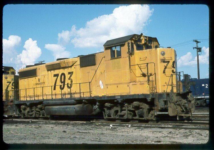 Kennecott Mining locomotive - Google Search