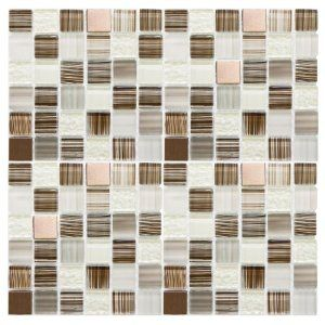 Bamboo Backsplash Kit Peel And Stick With Images Diy Tile