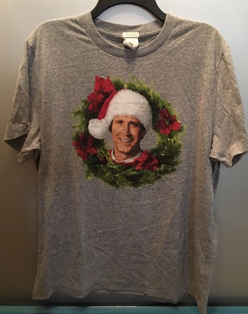 ABERCROMBIE AND FITCH NATIONAL LAMPOONS CHRISTMAS VACATION