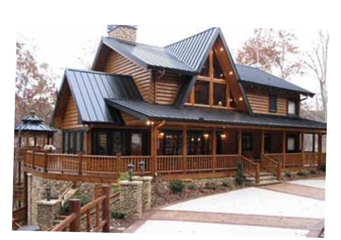 Color Inspiration Log Home Plan Log Homes Log Cabin Homes