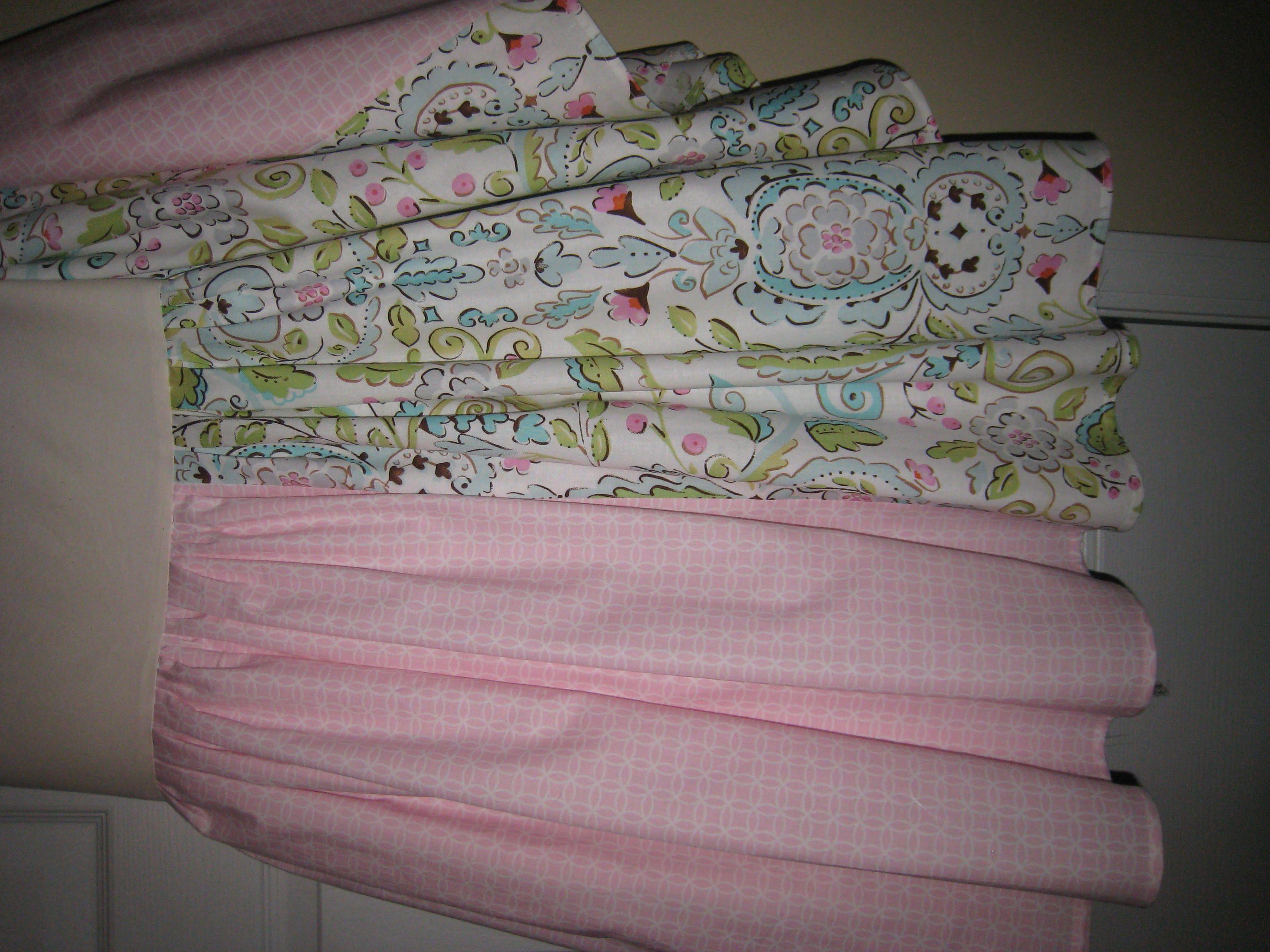 """22"""" Crib Skirt"""