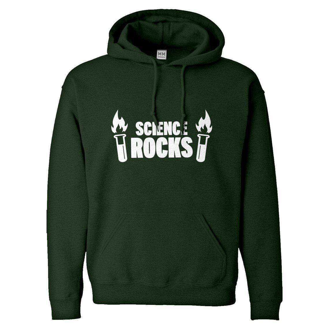 Hoodie Science Rocks! Unisex Hooded Sweatshirt