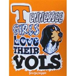 Its Football Time In Tn 3 Tennessee Girls Tennessee Shirt Southern Tee Shirts