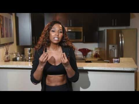 JJ's 30-Day Flat Belly Challenge - YouTube | Flat belly