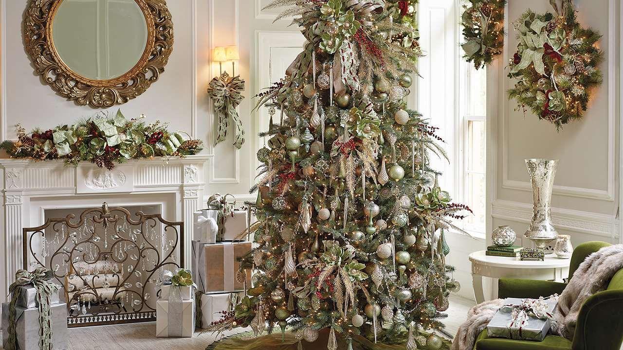Colorado Blue Spruce Artificial Christmas Tree the