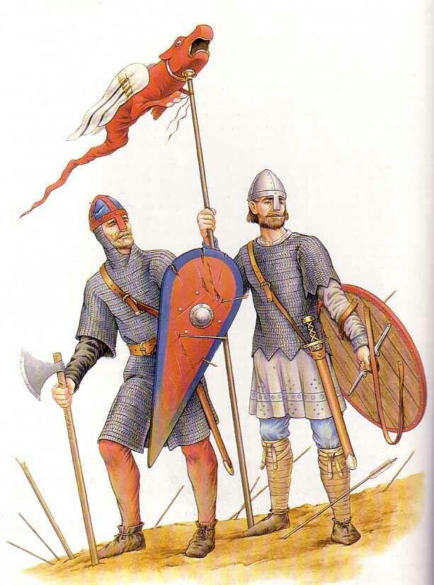 Men of Wessex