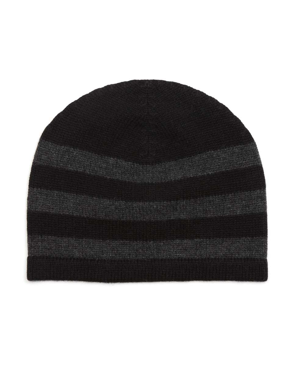 8e2b74739aac1 The Men s Store at Bloomingdale s Striped Cashmere Beanie Cashmere Beanie