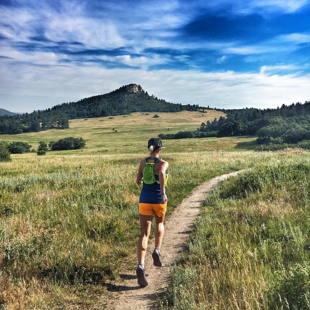 Yes Please Some Trail Like This Spruce Mountain Trail Running