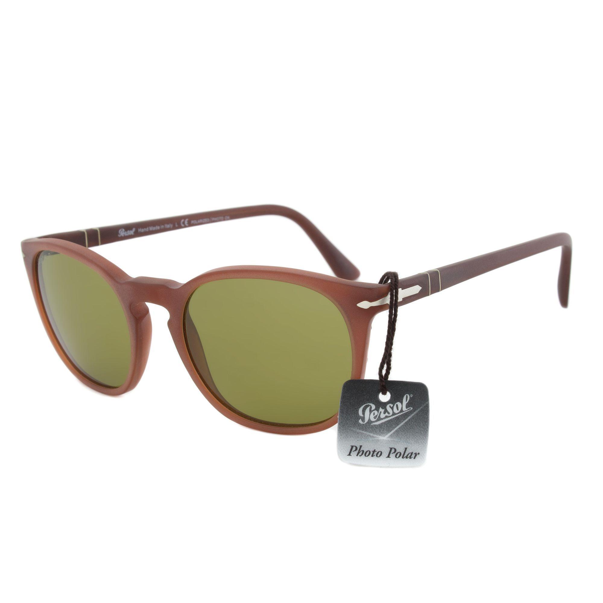 ATTCL Herren HOT Al-Mg Metallrahmen Polarisierte Fahren Sonnenbrille Herren Damen 16560 grau blau W6BDxb