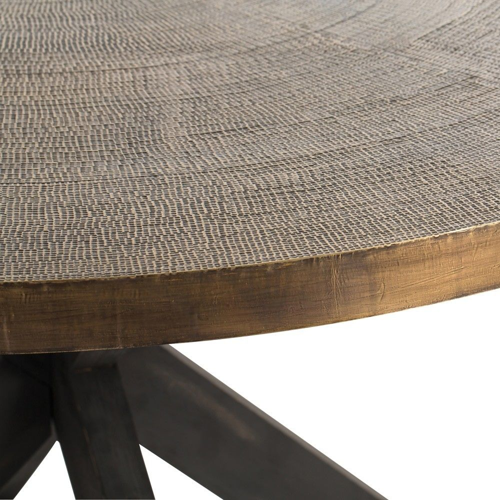 Arteriors Halton Dining Table Dining Table Dining Round Wood Table