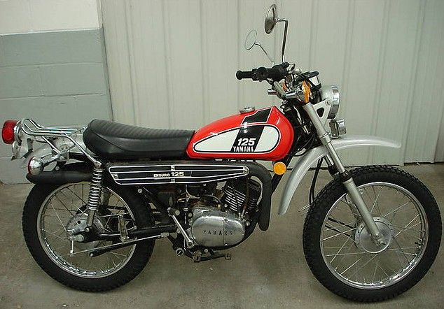 1974 honda 125 enduro yamaha dt125 enduro general specifications prices msrp motorcycle. Black Bedroom Furniture Sets. Home Design Ideas