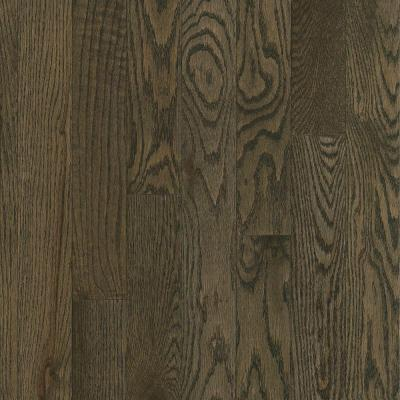 Bruce American Originals Coastal Gray Red Oak 3 4 In T X 3 1 4 In W X Varying L Solid Hardwood Flooring 22 Sq Ft Case Shd3623 The Home Depot Solid Hardwood Floors